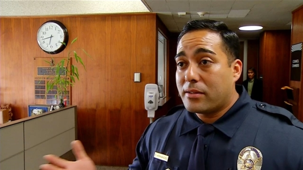 [DGO] Officer Honored for Role in Dorner Manhunt