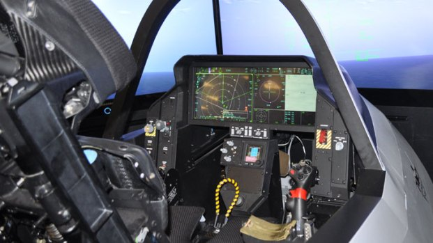 F-35 Lightning II Cockpit Demonstrated