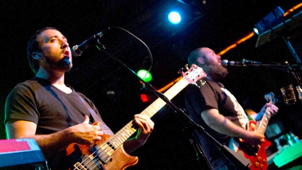 Pinback @Belly Up