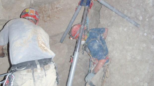 Crews Retrieve Body from Anza-Borrego Mud Cave