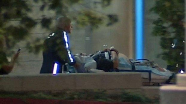 [DGO] Potrero Man Shot in Legs