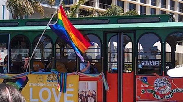 [DGO] San Diego Pride Parade 2012