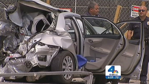 [LA] Deadly Police Pursuits Raise Questions of Chase Policies