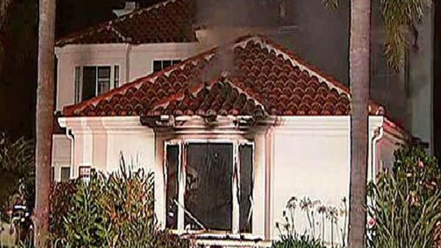 [DGO] Family Escapes House Fire