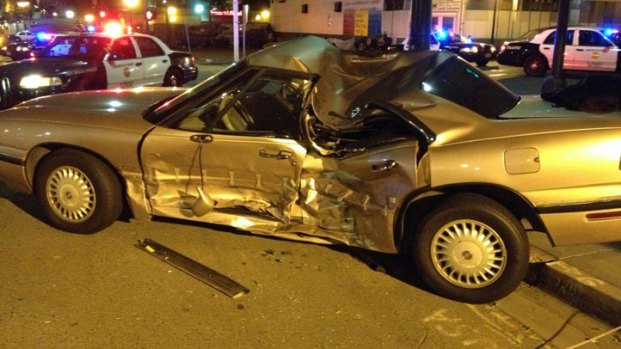 Street Racing Injures Driver in East Village: SDPD