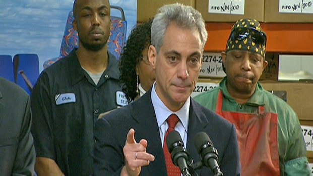 "[CHI] Mayor: ""Punk"" Killed Hadiya"