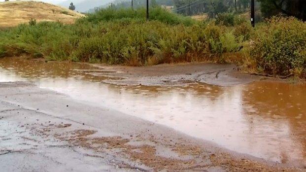 [DGO] Storm Brings Welcome Rain
