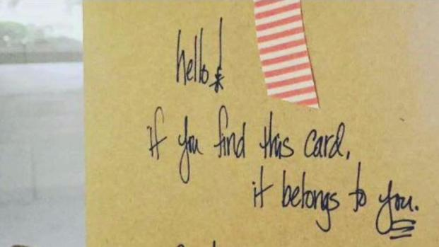 [DGO] Your Corner: Ramona Woman Sends Letters of Hope to Strangers