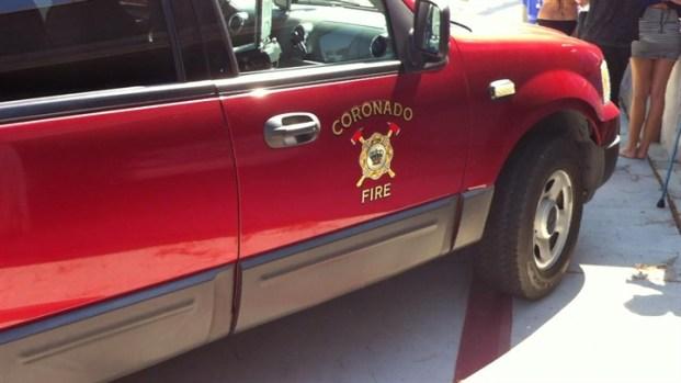 [DGO] Raw Video of Coronado Fire