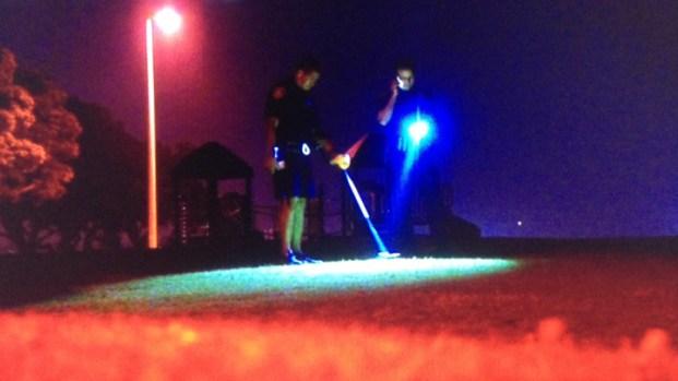 [DGO] Police Investigate Razor Blades Planted in Park