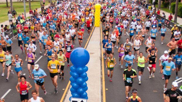 [DGO]Organizers Focus on Security at Rock 'n' Roll Marathon