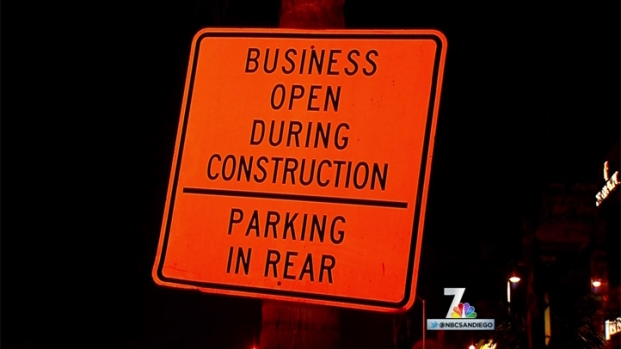 [DGO] Solana Beach Construction Impacts Businesses