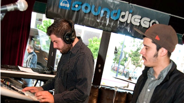 SoundDiego LIVE Tears Up the Fleetwood