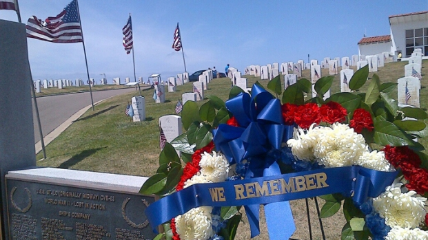 Memorial Day 2013: SD Honors Military