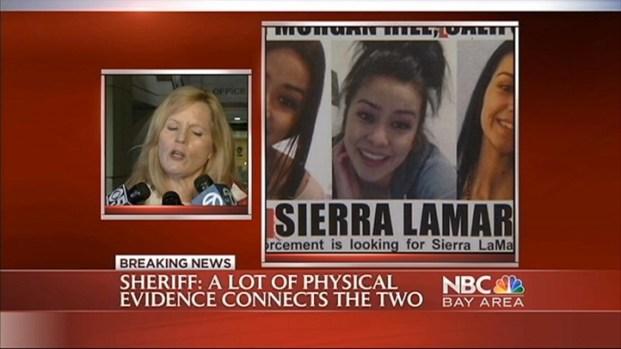 [BAY] Breaking News: Arrest in Sierra Lamar Case