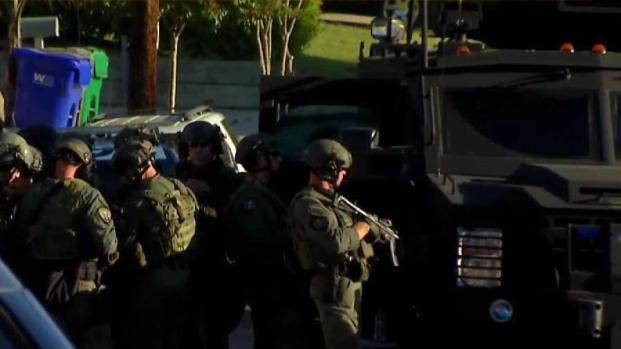 [DGO] SWAT Standoff Underway in Spring Valley