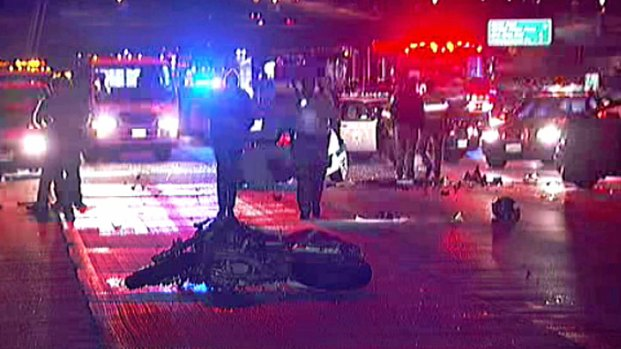 [DGO] Motorcyclist Dies in Highway Pileup
