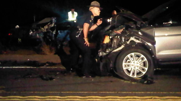 [DGO] 1 Killed in Crash near Safari Park