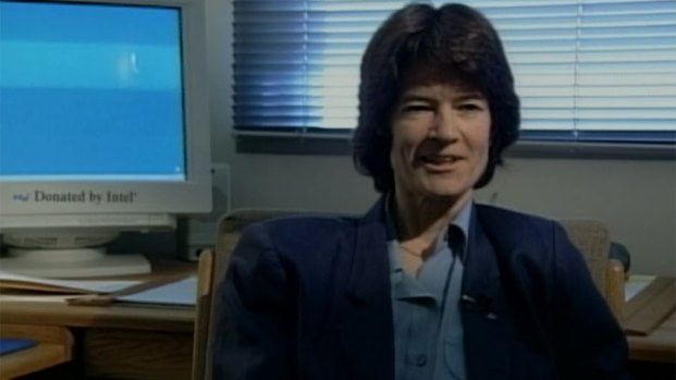 [DGO] Sally Ride Interview: 1998