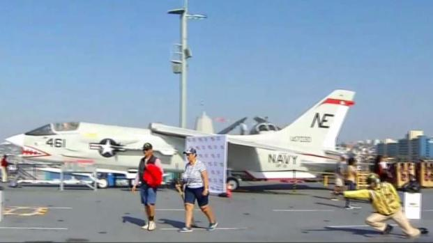 [DGO] Salute to Service Festival Kicks Off on USS Midway