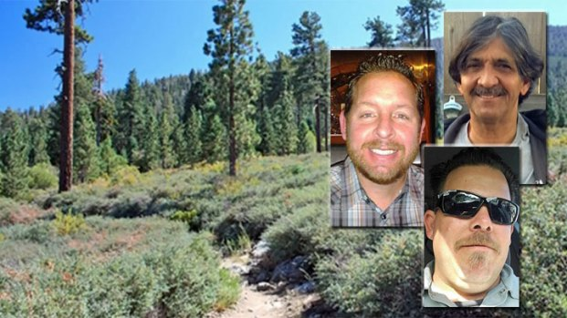 Hikers Missing in San Bernardino Mountains