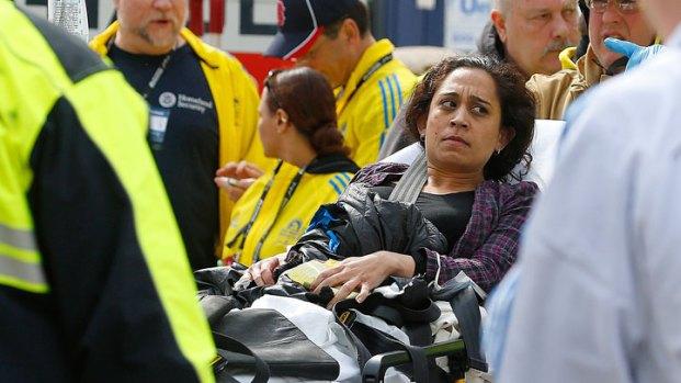 [G] San Diego Runners Witness Boston Marathon Bombings