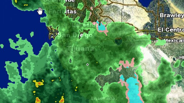[DGO] Jodi Kodesh's Morning Forecast for Tuesday Dec. 13, 2011