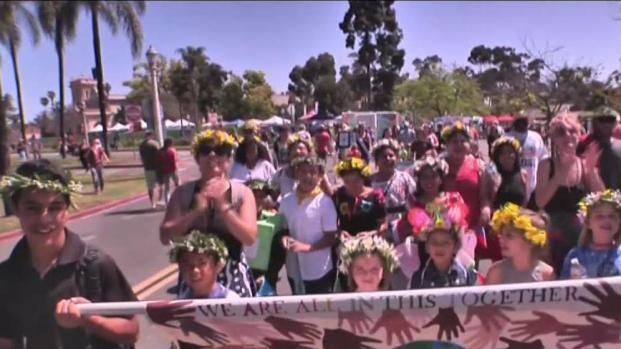 San Diego Celebrate Earth Day at Balboa Park