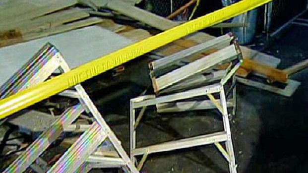 Scaffold Collapse Injures Worker at Office Depot in National City