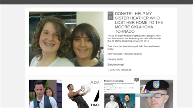 [DGO] Sean Sala Seeks Help for Sister, Tornado Victim