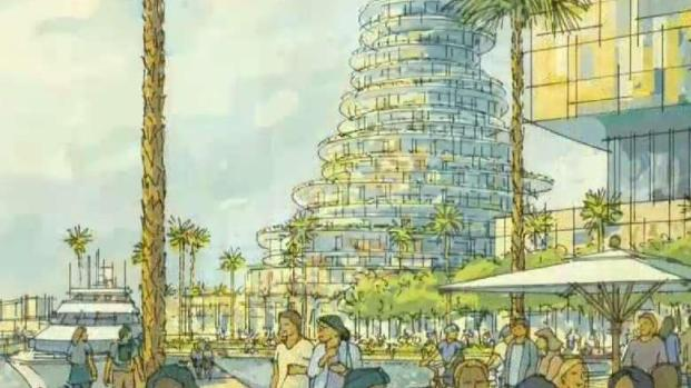 Seaport Village to Get $1B Makeover