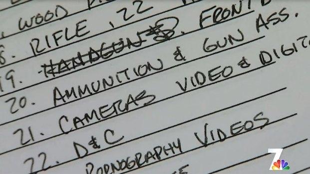 [DGO] Warrants Shed New Light on Lakeside Shooting