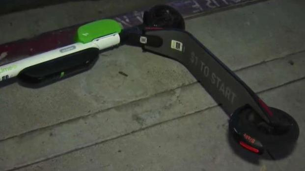 [DGO] Seniors Share Gripes over Electric Scooters Clogging Streets