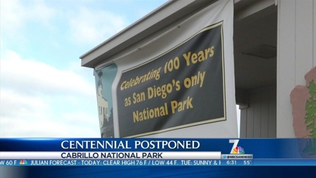 [DGO] Centennial Celebration at Cabrillo Nat'l Monument Cancelled