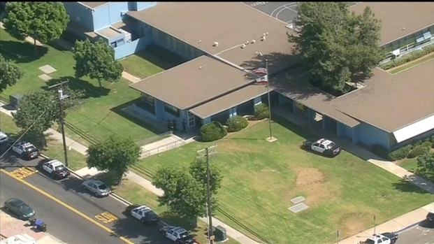 [DGO] SDPD Investigate Shots Fired at School