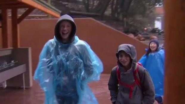 [DGO] Slushy Rain Pours on Sixth Graders at Camp