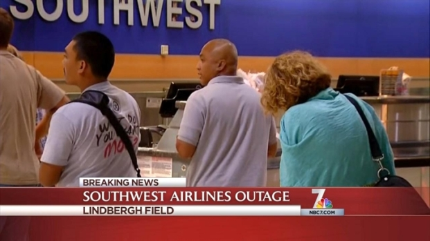 [DGO] System Outage Grounds Southwest Airlines Flights