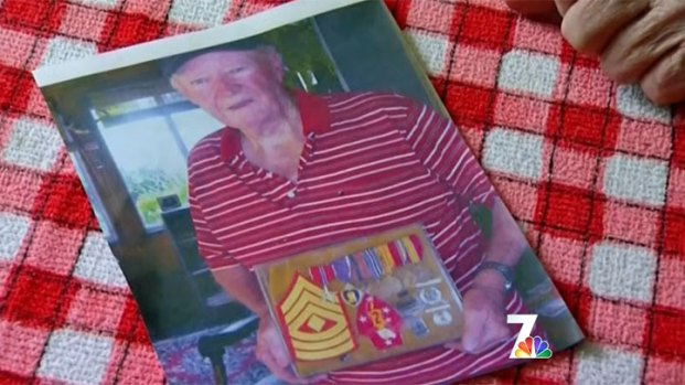 [DGO] Vet Describes Medal Theft