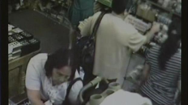 [LA] Police Hunt for Baby Stroller Bandits