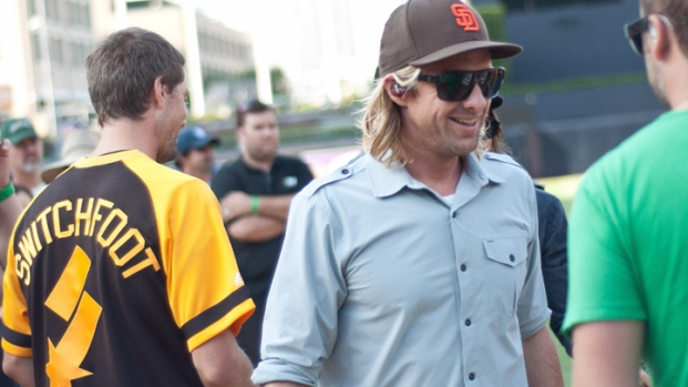 Take Switchfoot Out to the Ballgame