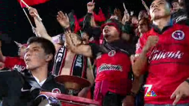 [DGO] Tijuana Soccer Team Making Strides