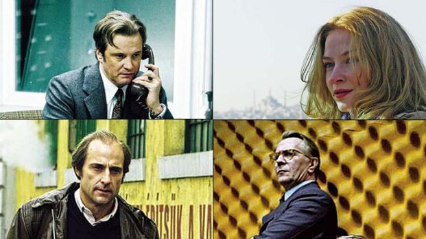 "New Pics From ""Tinker Tailor Soldier Spy"""