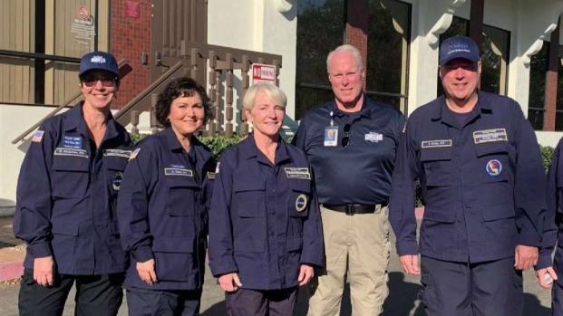 [DGO] Team of San Diego Nurses Helping Camp Fire Victims