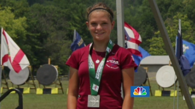 [DGO] Local Teen Archer Aims for 2016 Olympics