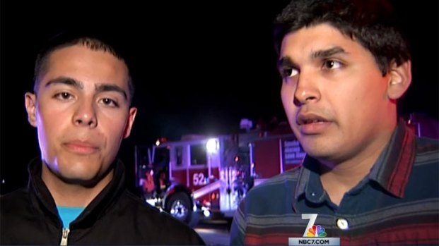 [DGO] Teens Save Crash Victim's Life