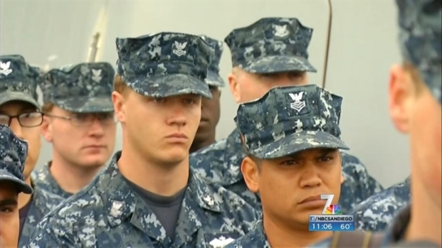 [DGO] Sailors Recognized for Helping During Okla. Tornadoes