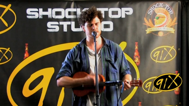 91x Session: Vance Joy