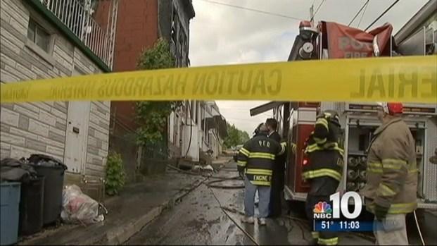 [PHI] Mother Loses Husband, 4 Kids in Blaze
