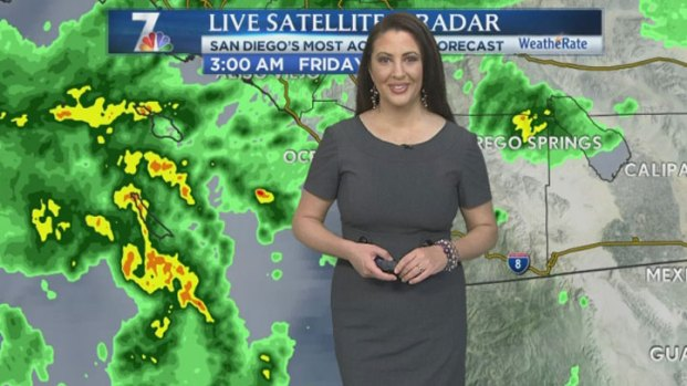 [DGO] Jodi Kodesh's Midday Forecast for Friday January 25, 2013