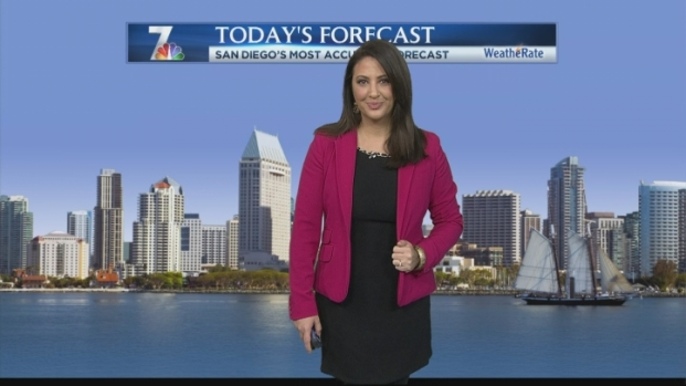 [DGO] Jodi Kodesh's Morning Forecast for Friday Jan. 11, 2013